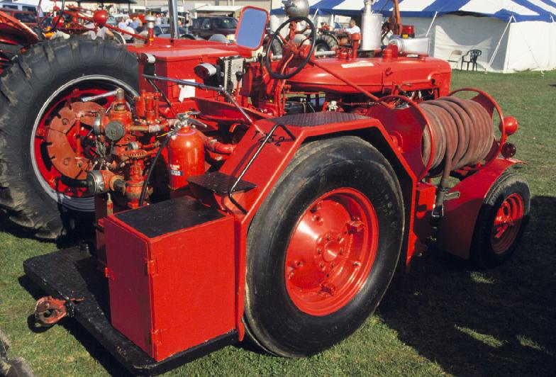 Farmall A Engine : Antique engine and tractor shows
