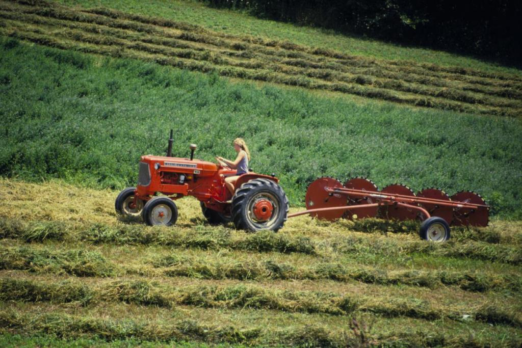 Farm Tractor Wallpaper Old Farm Tractors