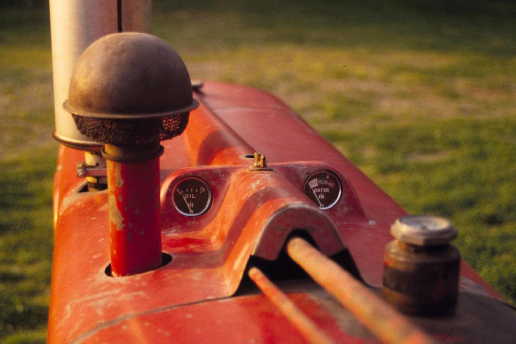 Farmall M Tractor Gauges : Farmall ms and super