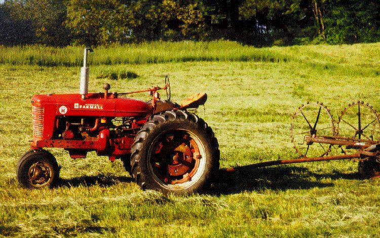 General First-Tractor Advice